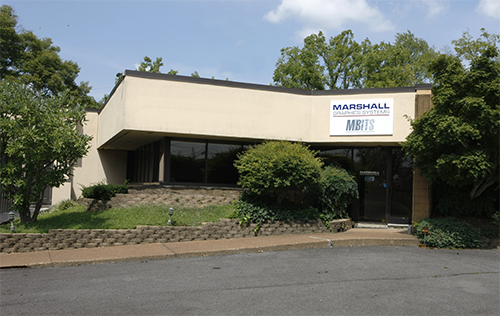 Marshall Graphics Systems